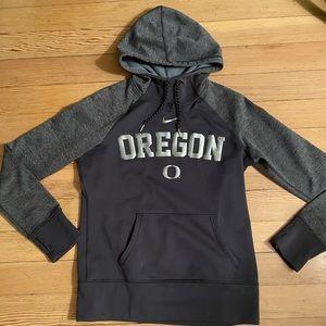 Womens Oregon Ducks Nike sweatshirt
